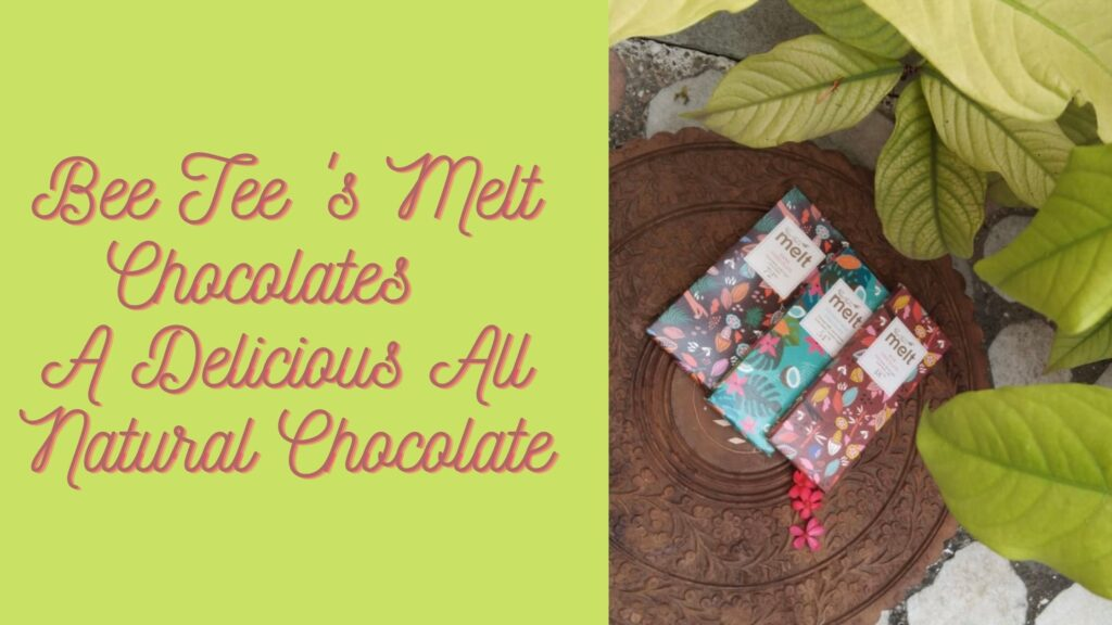 bee tee's melt chocolates